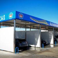 Boxes de lavado Centro Comercial Plaza Éboli